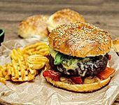 Bourbon Burger (Bild)