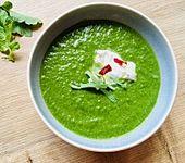 Feine Radieschenblätter-Suppe (Bild)