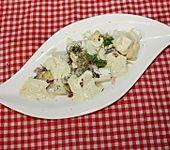 Kochschinken-Spargel-Salat (Bild)