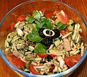 Lammfleischsalat griechische Art (Bild)