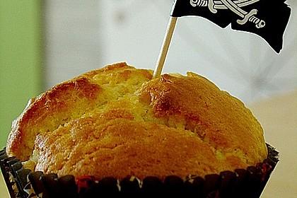 Mandarinen - Muffins 2