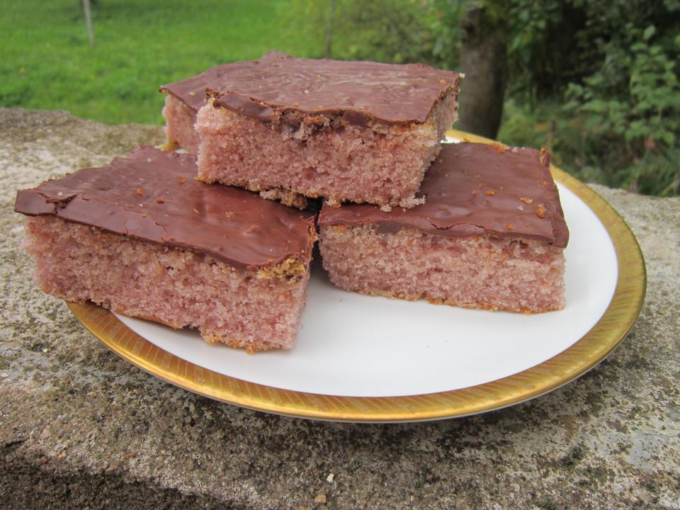 Rotweinkuchen Vom Blech Von Alina1st Chefkoch De