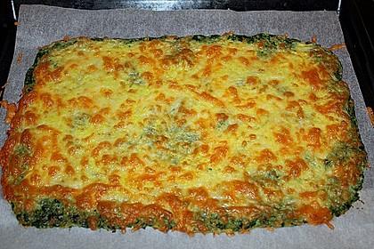 Lachsrolle mit Spinat und Frischkäse 145