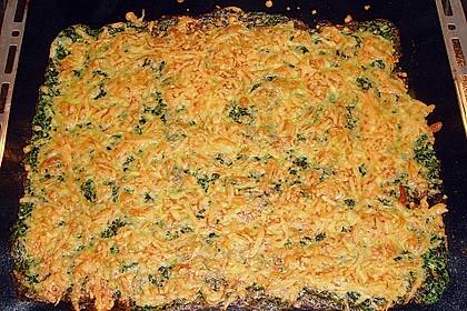 Lachsrolle mit Spinat und Frischkäse 122