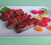 Lammfilets mit Tomatenkruste (Bild)