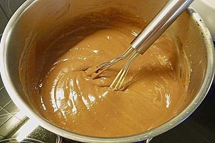Schokoladenpudding, selbstgemacht 11
