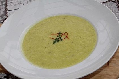 Fenchel - Lauch - Salbei - Suppe
