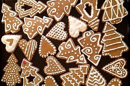 Original Schwedische Weihnachtspfefferkuchen 3