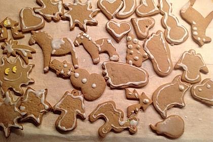 Original Schwedische Weihnachtspfefferkuchen 5