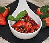 Balsamico - Erdbeeren (Bild)