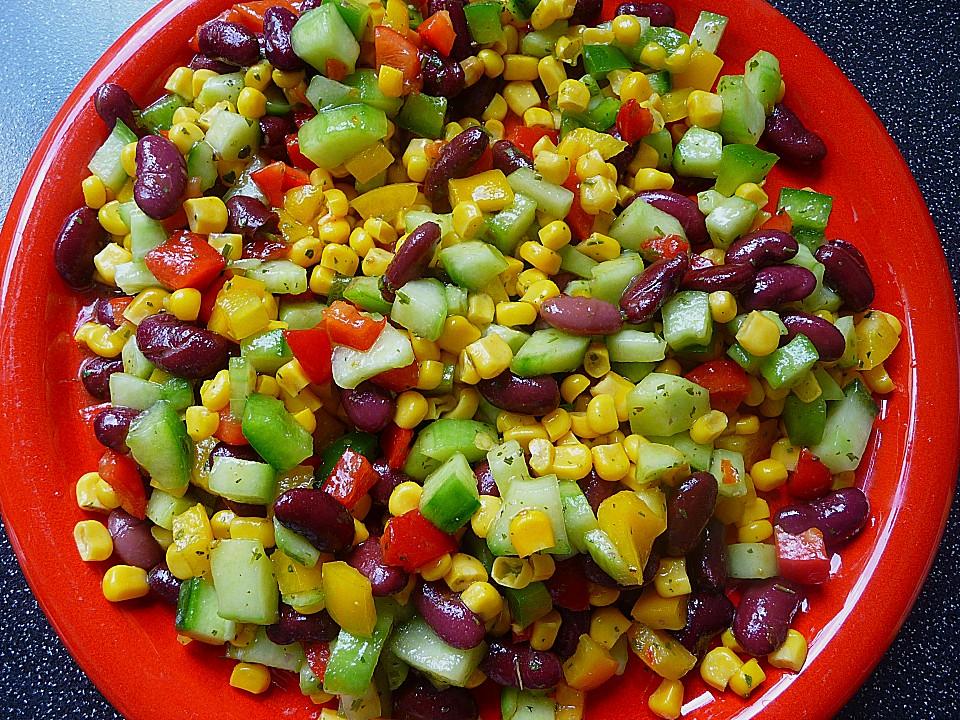 Bunter Salat A La Silvia Von Sil69 Chefkochde