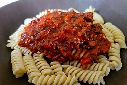 Spaghetti alla Bolognese (Bild)