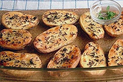 Kartoffeln in der Schale 1