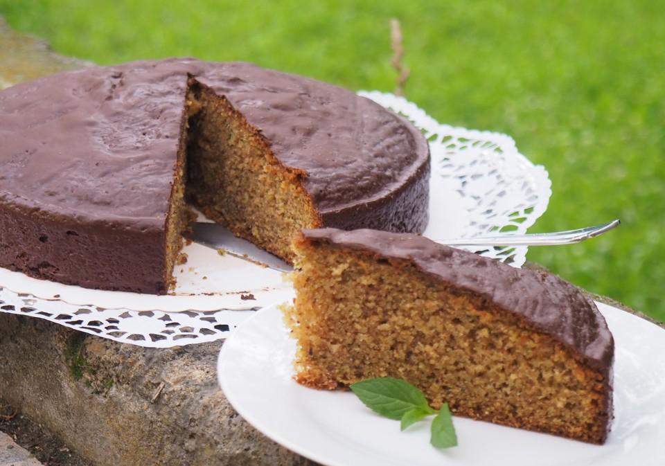 Zucchini Kuchen Von Britta1272 Chefkoch De