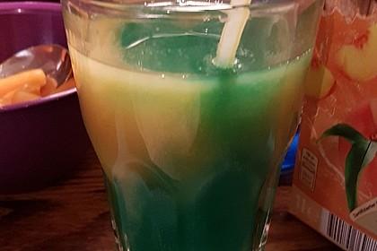 Blue Curaçao - Cocktail 6