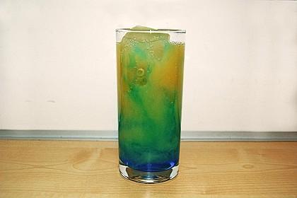 Blue Curaçao - Cocktail