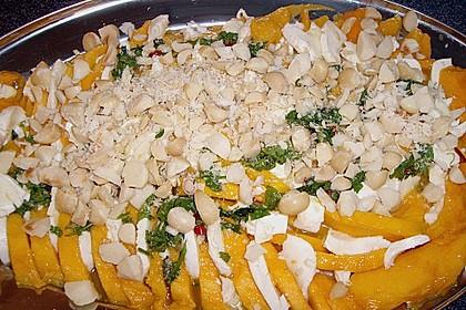 Mango mit Mozzarella 15