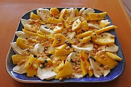 Mango mit Mozzarella 4