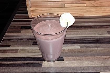 Bananen - Kakao - Shake 4