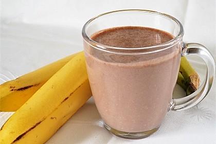 Bananen - Kakao - Shake 1
