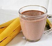 Bananen - Kakao - Shake
