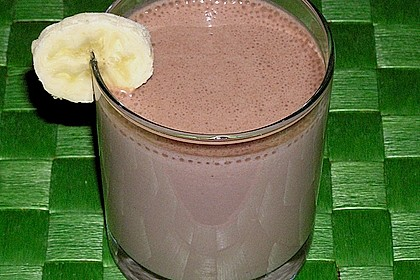 Bananen - Kakao - Shake 2