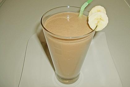 Bananen - Kakao - Shake 7