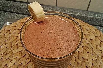 Bananen - Kakao - Shake 5