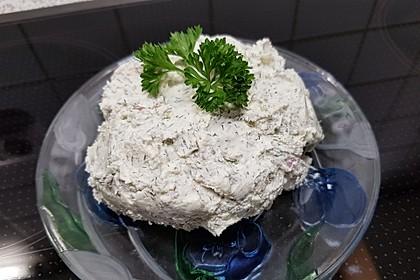 Frischkäseaufstrich mit Feta (Bild)