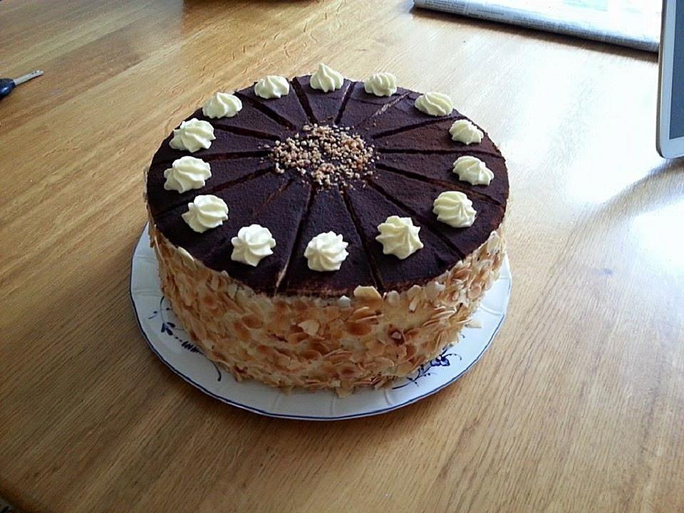 Beschwipste Baileys Torte Von Angelikam Chefkoch De