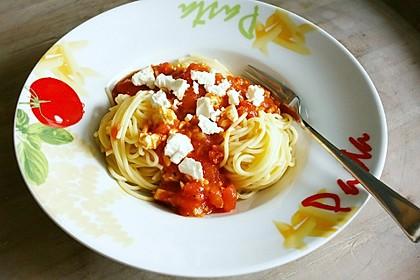 Feta Spaghetti 14