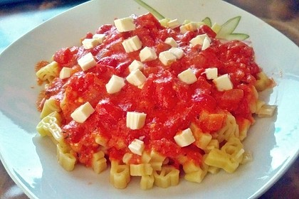 Feta Spaghetti 18