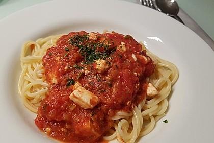 Feta Spaghetti 13