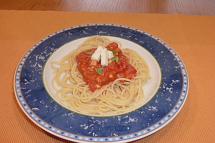 Feta Spaghetti 5