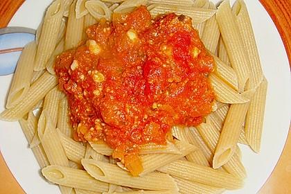 Feta Spaghetti 12