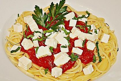 Feta Spaghetti 7