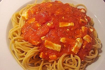 Feta Spaghetti 1