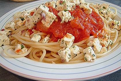 Feta Spaghetti 9
