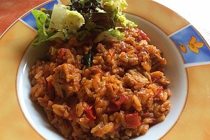 Serbisches Reisfleisch 18
