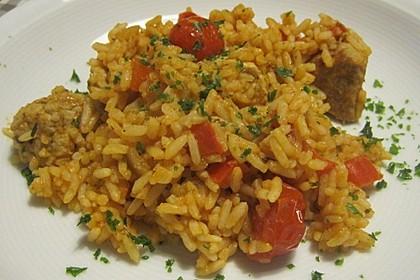 Serbisches Reisfleisch 23