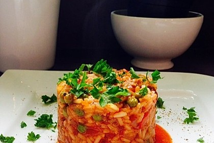 Serbisches Reisfleisch 12