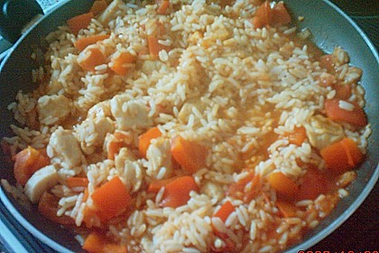 Serbisches Reisfleisch 35