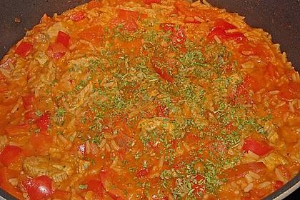 Serbisches Reisfleisch 25
