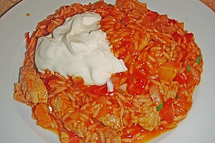 Serbisches Reisfleisch 26
