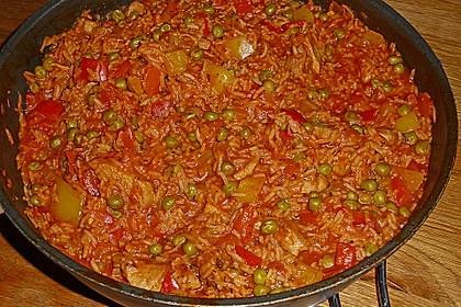 Serbisches Reisfleisch 5