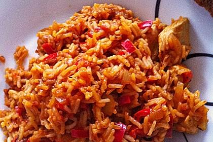 Serbisches Reisfleisch 20