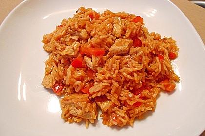 Serbisches Reisfleisch 8