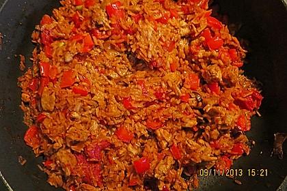 Serbisches Reisfleisch 27