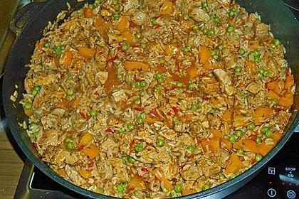 Serbisches Reisfleisch 28