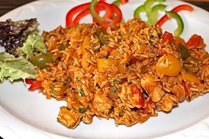Serbisches Reisfleisch 2
